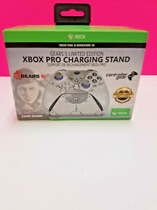 XBOX ONE Controller Gear Xbox Pro Charging Stand Gears of War 5 Limited Edition