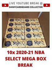 New listing New Orleans Pelicans    2020-21 NBA Select   10 TARGET MEGA BOX Break   #28
