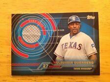 Vladimir Guerrero Jersey 2014 Topps Texas Rangers