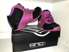 Size 8 AND1 Women Basketball Running Shoes Runners