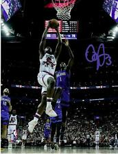 OG Anunoby Toronto Raptors Autographed NBA Basketball 8x10 Photo Picture HWC