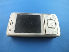 Nokia 6288 RM78 Hobbyist Phone Parts extraction Phone Display faulty ersatzteilspen