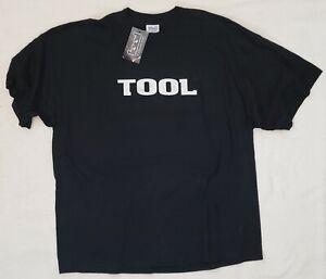 Vintage ORIGINAL NOS 1991 TOOL Opiate Tour T Shirt- Black XXXL NEW W TAGS