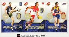 2007 Select AFL Supreme Card Series Medal Winners Card Full Set (5 Cards)
