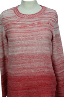 Barbour Damselfly Knitted Sweater in Pomegranate - Women's Sizes 10&18 - RRP £75