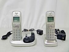 Panasonic Kx-tgd220n DECT 6.0 Exp Digital Answering With Additional Handset