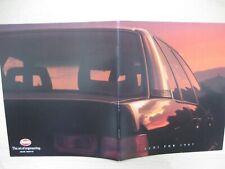 Audi 4000 5000 no 80 100 brochure Prospekt text English 20pages 1987 USA version