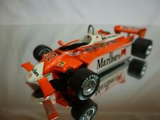 TENARIV KIT (built) ALFA ROMEO 179 1979 - DEPAILLER F1 RED 1:43 - NICE CONDITION