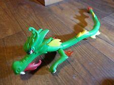 Toy Play-Xiaolin Showdown-Deluxe Dojo Dragon Figure (Look)