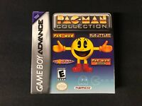 Pac-Man Collection (Nintendo Game Boy Advance, 2001) Brand New Factory Sealed