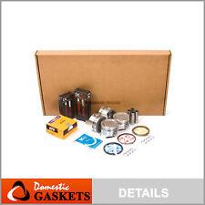 Fits 89-95 Suzuki Geo Tracker 1.6L Full Gasket Pistons Bearings Rings Set G16KV
