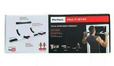 HEAVY DUTY Perfect Fitness Multi-Gym Doorway PULL UP BAR- canadian 1yr warranty