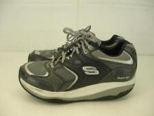 Mens sz 7 M 39.5 Skechers Shape-ups XT X Wear Talas Navy Blue Shoes Sneaker Work