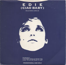 "El culto ""Edie (Ciao Baby) - radio edit C/W Album Version"" Demo Hard Rock"