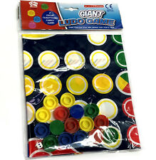 GIANT LUDO GAME FAMILY BOARD TOY BOYS GIRLS GIFT BIRTHDAY PARTY BAG FILLER