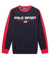 Polo Ralph Lauren Sport Jumper sweatshirt L cp 93 hi tech p wing snow beach