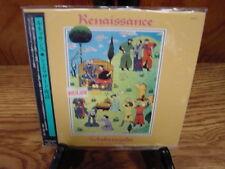 RENAISSANCE Scheherazade & STORIES JAPAN TO THE ORIGINAL LP IN A OBI SEALED CD