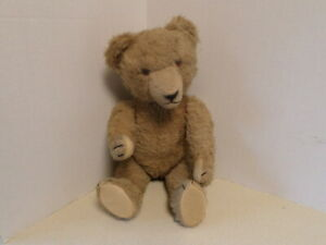 "ANTIQUE 16"" GERMAN  TEDDY BEAR STEIFF ? VERY NICE CONDITION"