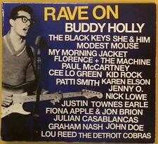 Various Artists- Rave On Buddy Holly- CD