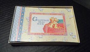 CR Gibson Baby Brag Book Noah's Ark Biblical Religious Grandma Photos Pictures