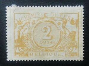 nystamps Belgium Stamp # Q15 Mint OG H $350 J15y258