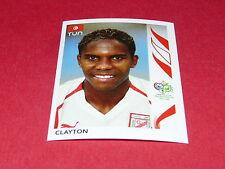 571 CLAYTON TUNISIE PANINI FOOTBALL GERMANY 2006 WM FIFA WORLD