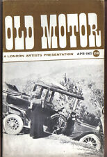 Old Motor April 1963 Vol 1 No 4  Ford T Austin Whippet SE5 Vauxhall Villiers