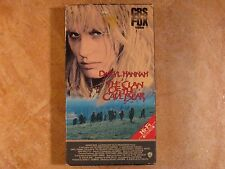 THE CLAN OF THE CAVE BEAR DARYL HANNAH VHS RARE 1ST EDITION RELEASE 1986 CBS/FOX