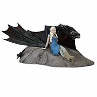 Game of Thrones Statuette Daenerys and Drogon Action Figure
