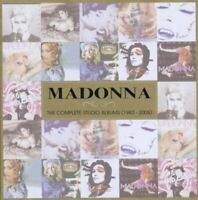 Madonna - The Complete Studio Albums [1983-2008] [CD]