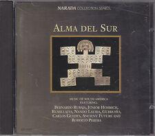 ALMA DEL SUR - various artists CD