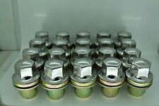 20 x Genuine Alloy Wheel Nuts Land Rover Discovery 3 & 4