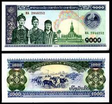 LAO LAOS 1000 1,000 KIP 2003 UNC P.32
