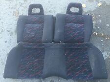 HONDA EK CIVIC VTI EK4 SIR CONFETTI REAR BENCH SEATS UKDM JDM 3dr HATCH 96-00