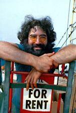 Grateful Dead - Jerry Garcia - Live at Woodstock 1969 #102 Print 5 x 7