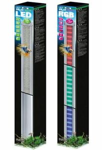 JBL LED Vollspektrum Set Solar Natur 57 Watt und Solar Effect RGB 16 Watt