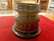 Very Rare Kodak 4in (102mm) f2.8 Ektar for Graflex KE-4 #RM1046
