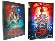 Stranger Things: The Complete Seasons 1 & 2 (DVD, 2017, 5-Disc Box Set)
