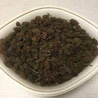 Erlenzapfen (~2cm) 1kg ~2000 St, Alnus glutinosa, Black Alder Cones, Schwarzerle