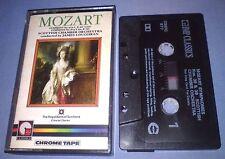 MOZART SYMPHONY No.36 & No.39 classical music cassette T2244