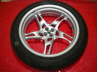 Top Ruota Cerchione + Michelin Pilot Road 4GT 170/60ZR17 BMW R1150RS Bordo Roue