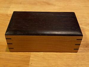 Classic Nail Box Bill Sheckels wood puzzle