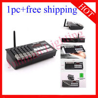 DMX512 30 Channels Wireless Battery Power Light Controller 1pc Free Shipping