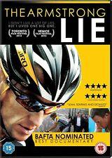 THE ARMSTRONG LIE DVD  LANCE SPORT CYCLING TOUR DE FRANCE