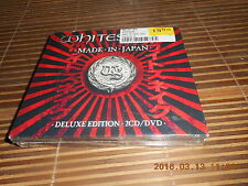 Made In Japan by Whitesnake Deluxe Edition 2CD+DVD Region All