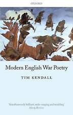 Modern English War Poetry-ExLibrary