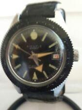 KIENZLE SPORT  vintage diver watch manual handwind RARE.