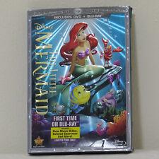 The Little Mermaid Blu-ray/DVD, 2013, 2-Disc Set Diamond Edition