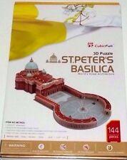St.Peter's Basilica 3D Puzzle 144 Pieces CubicFun