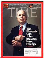 Time Magazine February 4 2008 John McCain EX 062716jhe